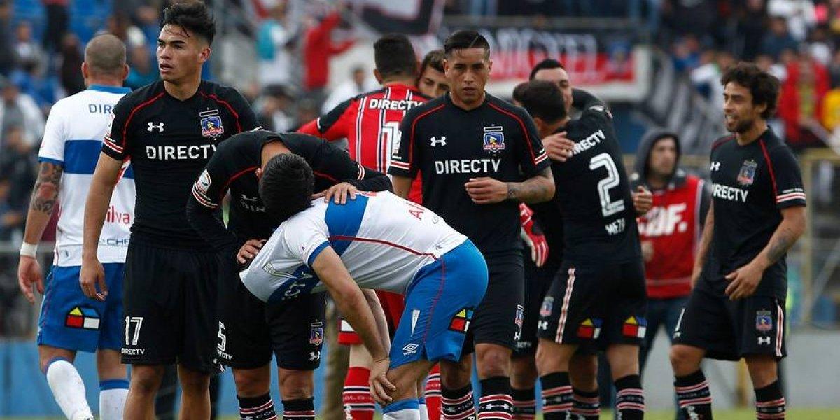 Esguinzado e infiltrado: El sacrificio de Andrés Vilches para jugar el clásico con la UC