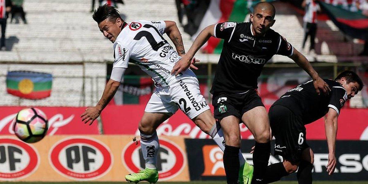Minuto a minuto: Palestino y Temuco empataron en vibrante partido