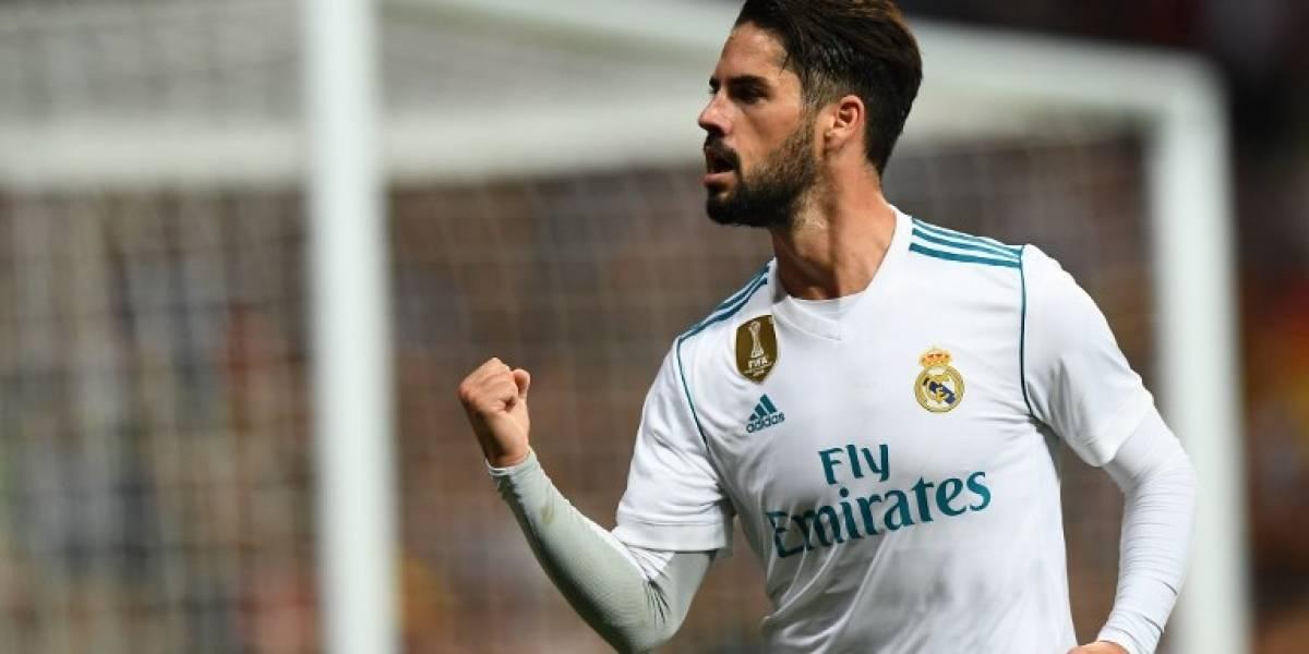 VIDEO. Real Madrid derrota al Espanyol con un doblete de Isco Alarcón