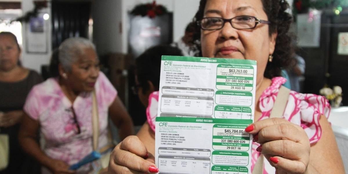 'Borrón y cuenta nueva' a deudores de energía es justicia social: Bartlett
