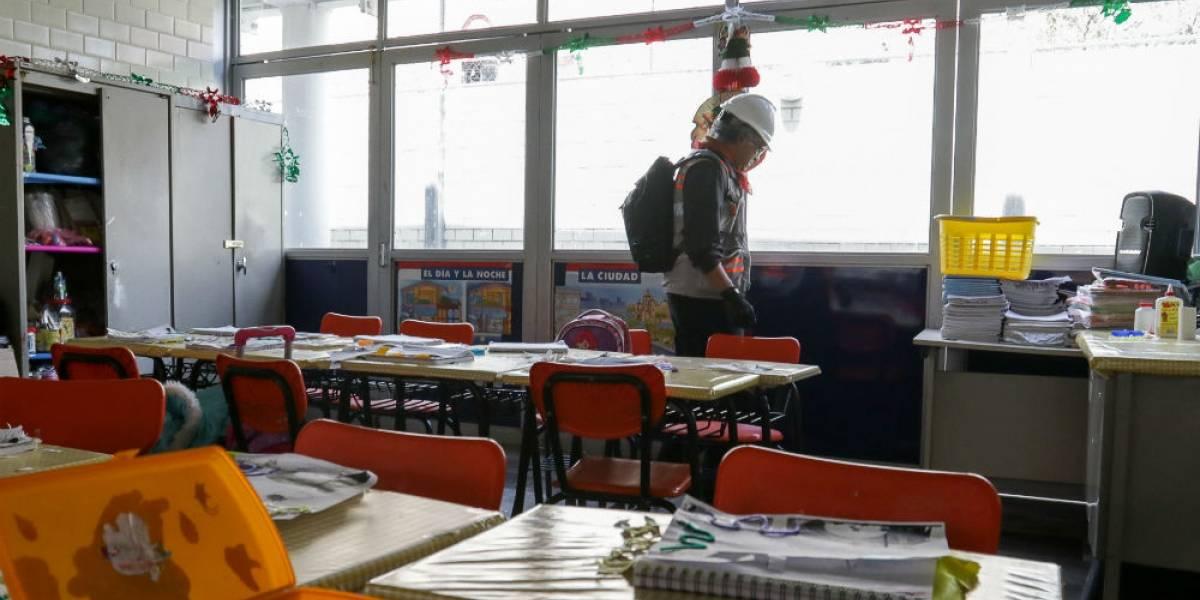 Este lunes regresan a clases mil 79 escuelas más en la CDMX