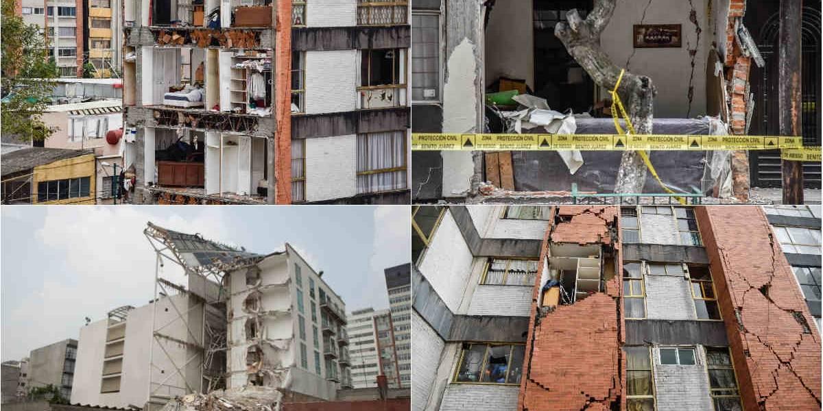 Advirtieron en 2015 sobre edificios débiles ante sismos