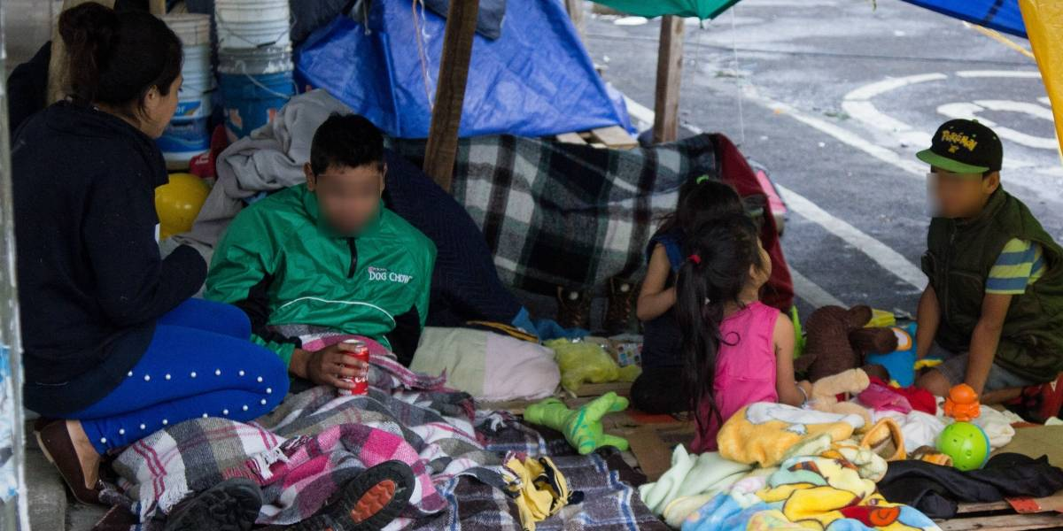 Save the Children estima 2.2 millones de niños afectados por sismos