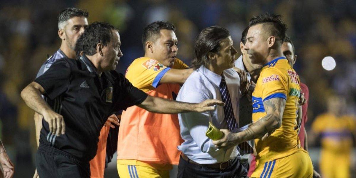 Tigres vs Chivas, Jornada 12 Liga MX A2017 ¡En vivo por internet!