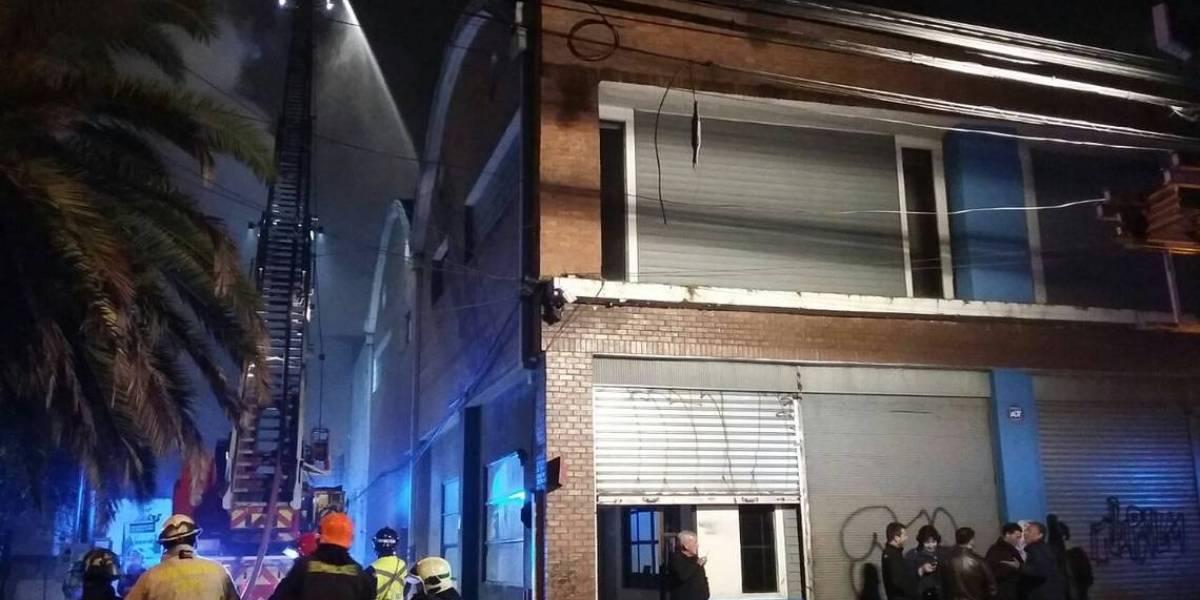 Juzgado de Familia de San Miguel atenderá en Santiago tras incendio que le afectó