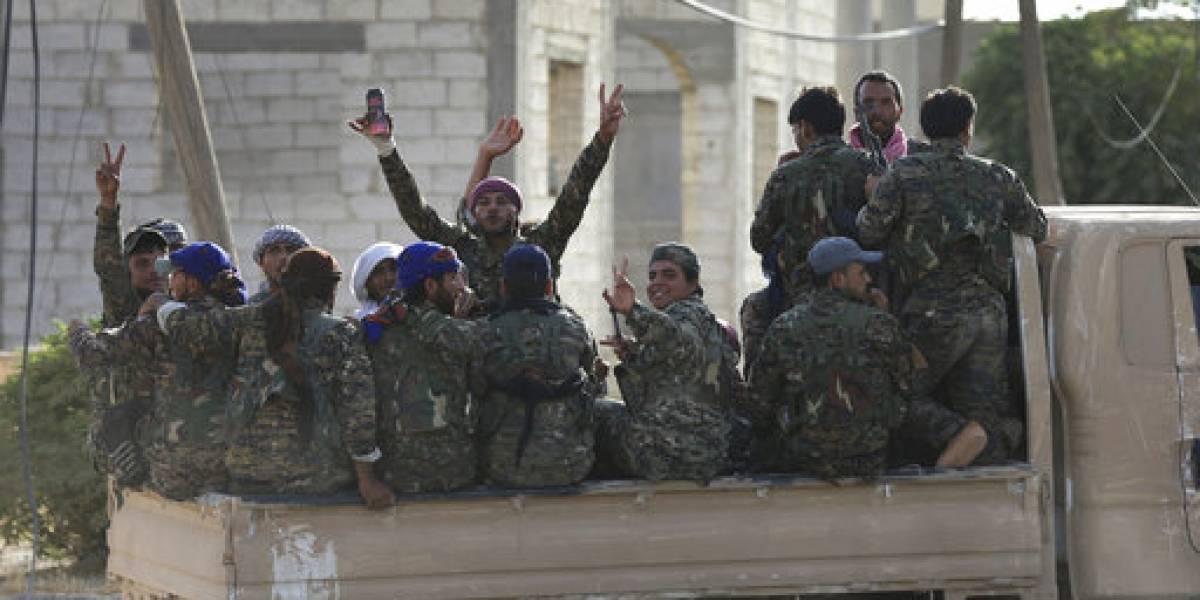 Ocho miembros de Jezbolá mueren por ataque de drone en Siria