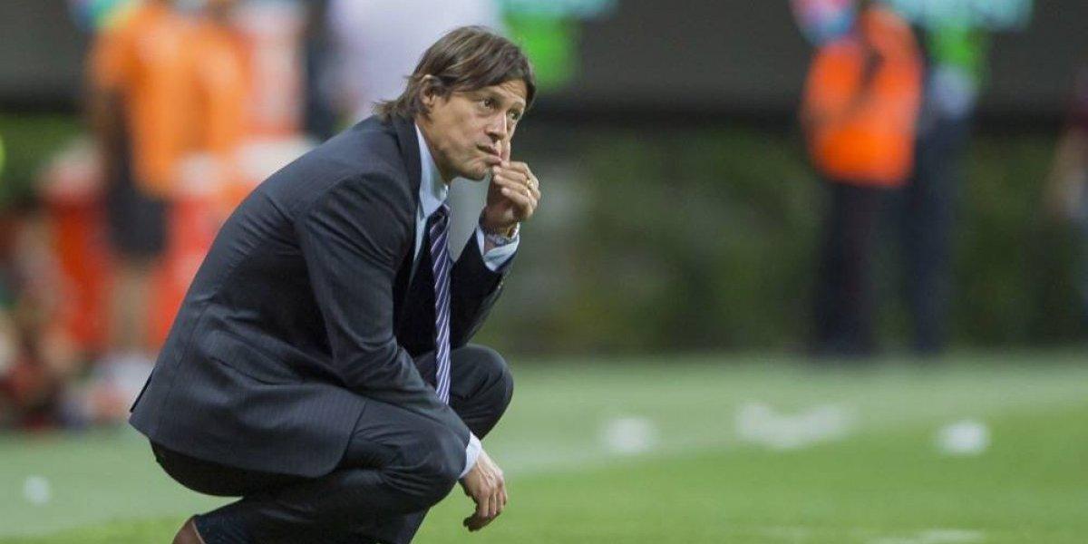 Matías Almeyda está en la mira del San Lorenzo
