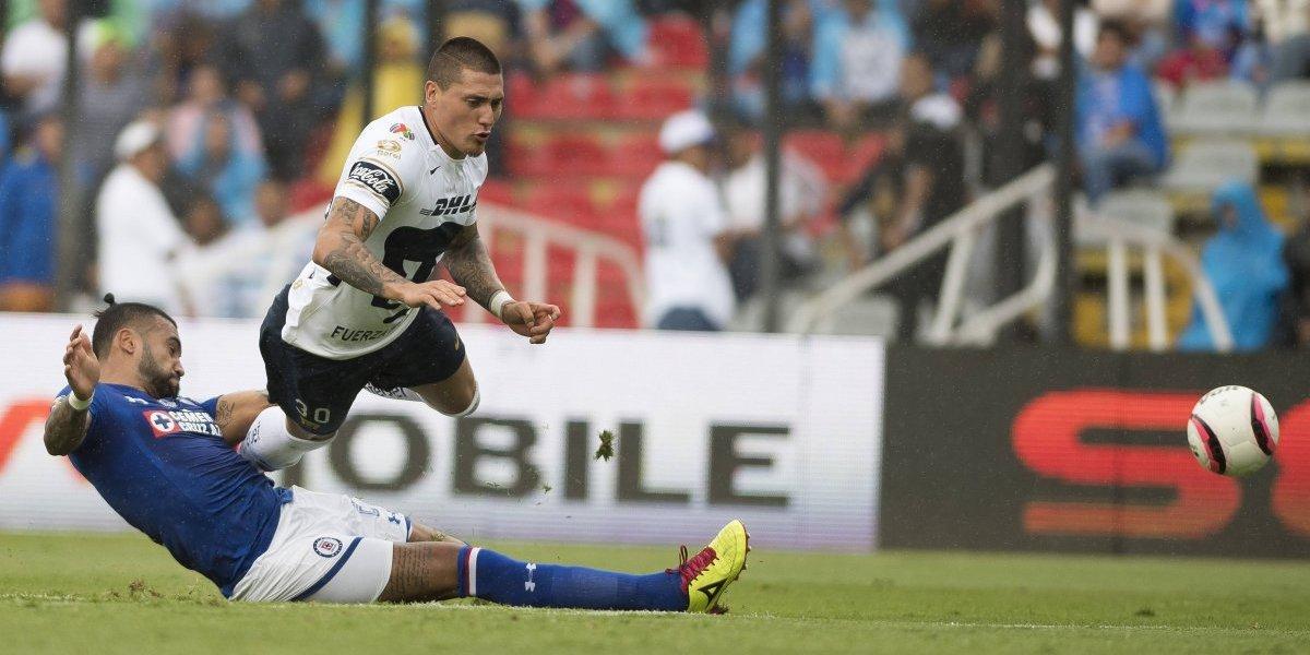 Nicolás Castillo estalla en Instagram y se responsabiliza de su lesión