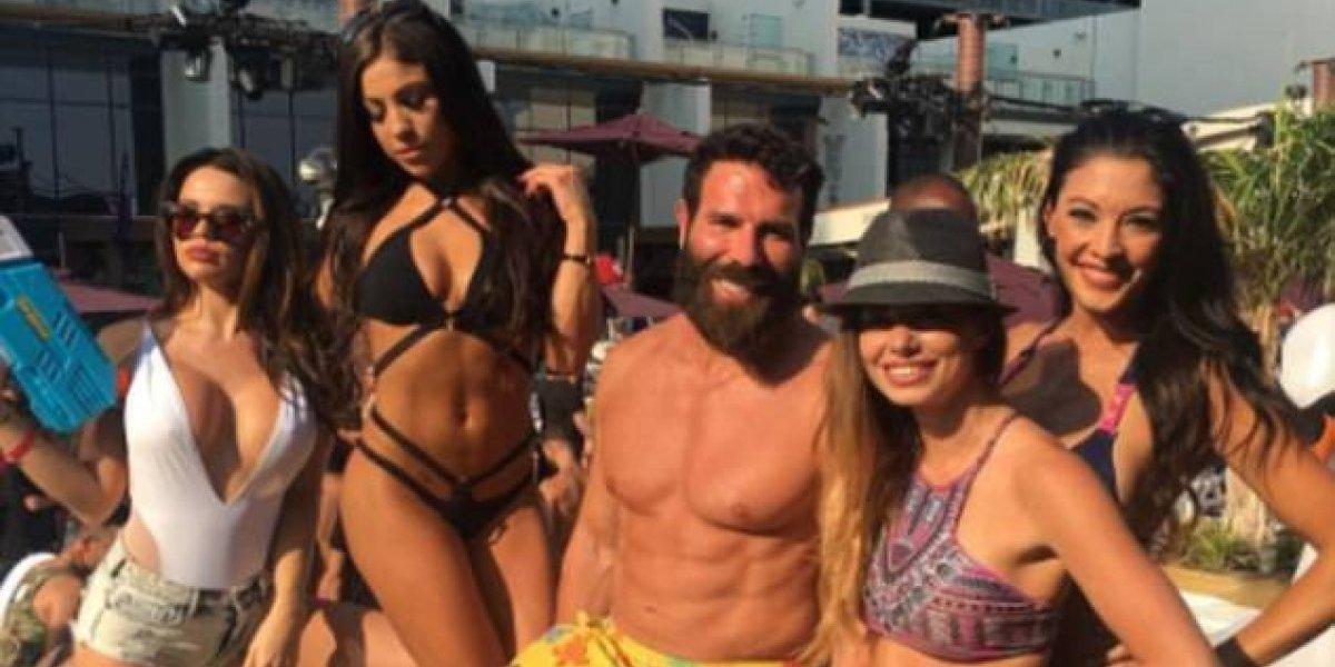 #Video Dan Bilzerian cuenta lo que vivió en Las Vegas