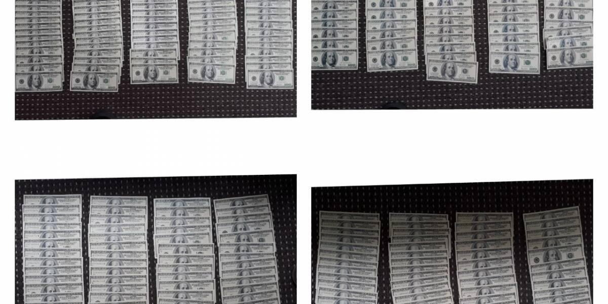 USD 48 mil falsos fueron descubiertos en Cuenca