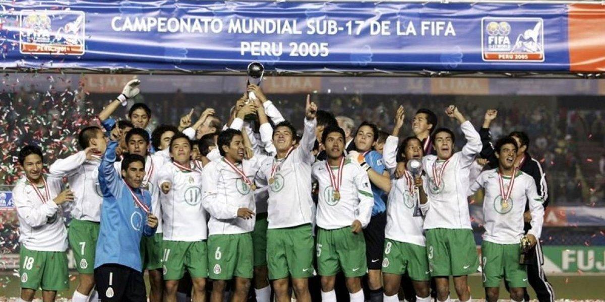 ¿Dónde están los primeros campeones mundiales Sub-17?