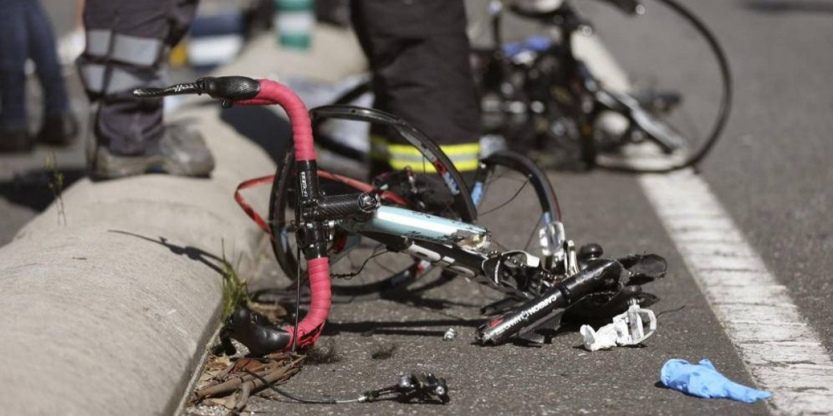 Detectan motor en bicicleta de ciclista amateur en Francia