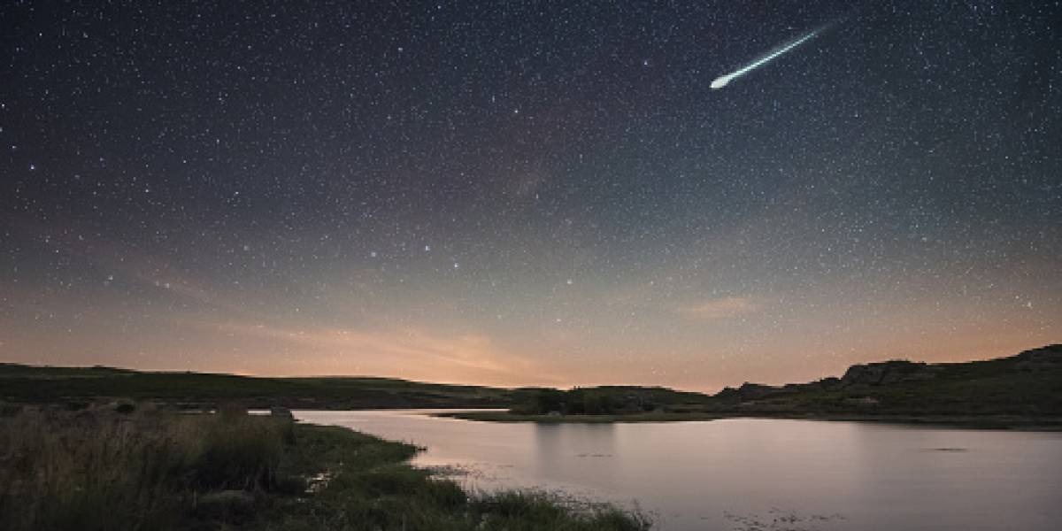 Meteorito visto en el cielo de Arizona