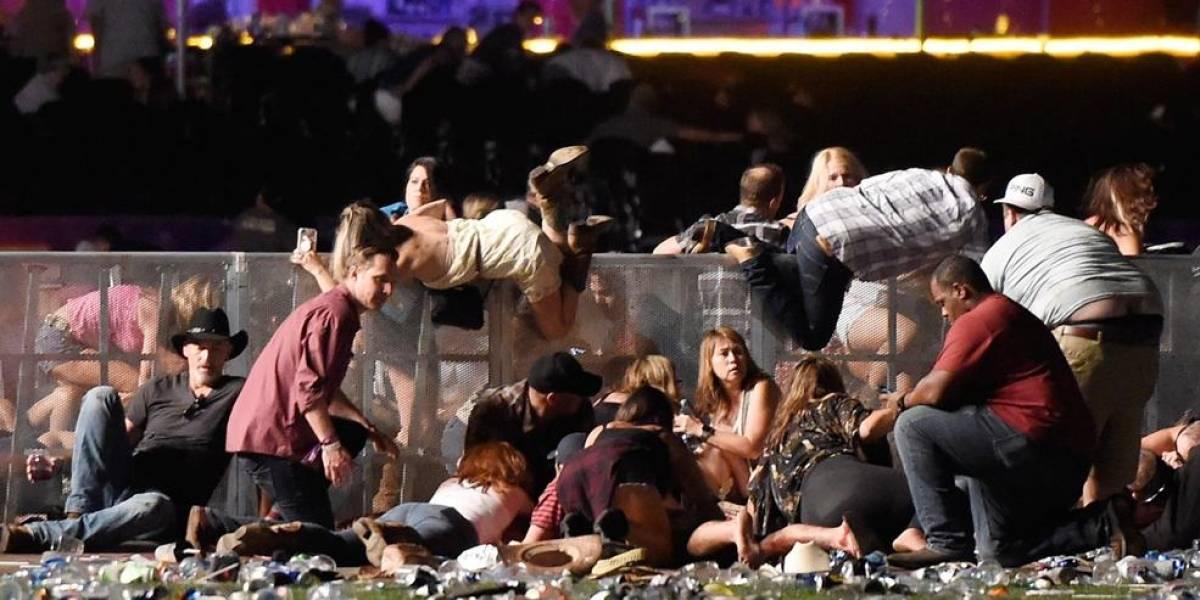 Famosos quedan en shock tras tiroteo en Las Vegas