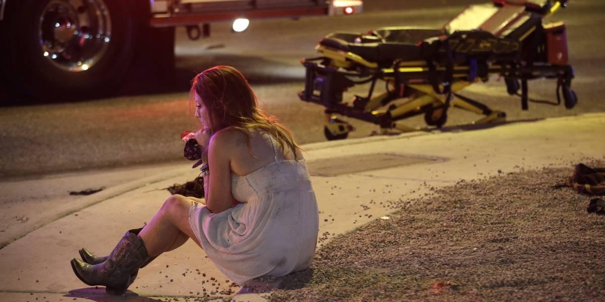 Asistente a concierto de Las Vegas tuvo 'una premonición' antes del ataque