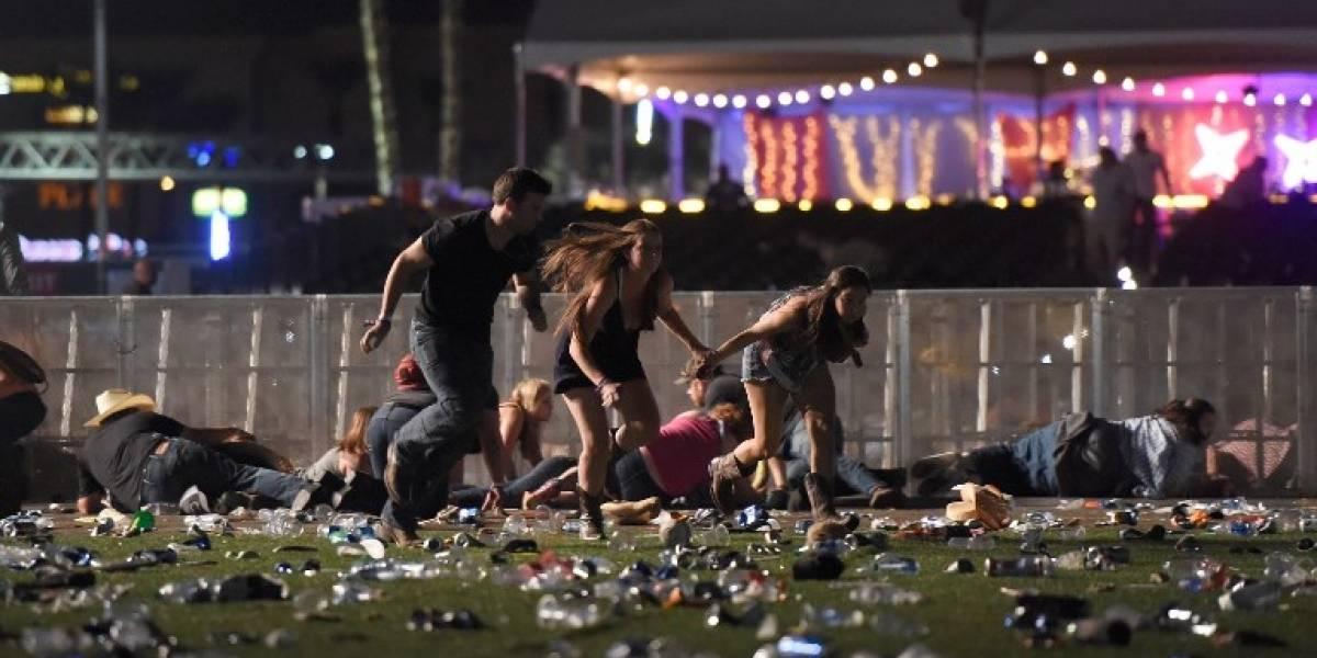 ¿Autor de balacera en Las Vegas se suicidó?