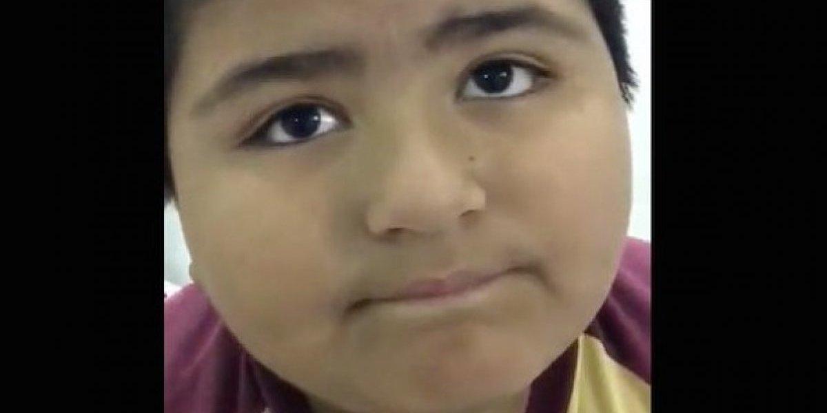 ¿Recuerdan al niño que se tragó un silbato y se volvió viral? Ahora tiene un remix al estilo de J. Balvin