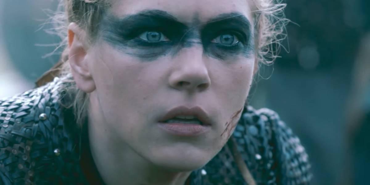 """""""Vikingos"""": Lagertha y las valkirias se toman un nuevo adelanto de la serie"""