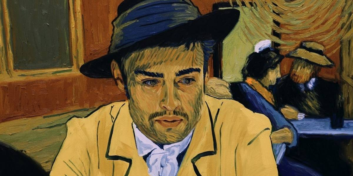 'Loving Vincent' llega a las salas de cine colombianas