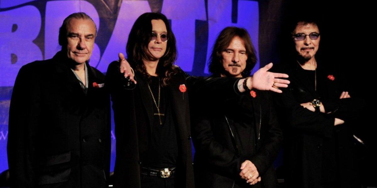50 años de carrera de Black Sabbath podrán ser vistos en Cine Colombia