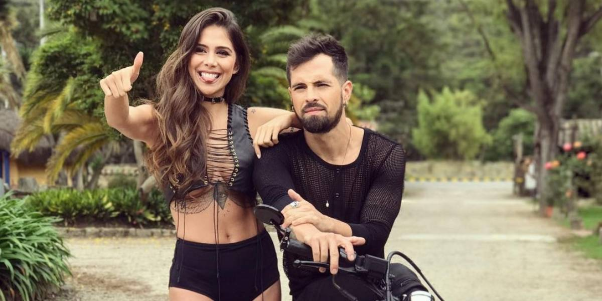 Greeicy Rendón y Mike Bahía se tatuaron juntos