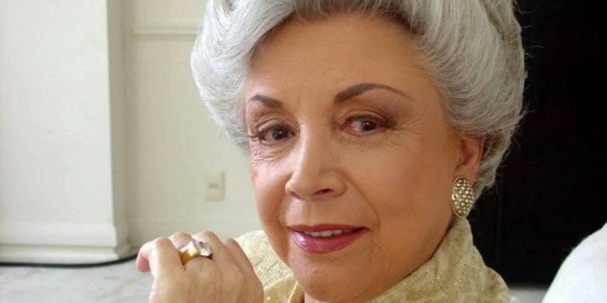 Fallece la actriz mexicana Evangelina Elizondo a los 88 años