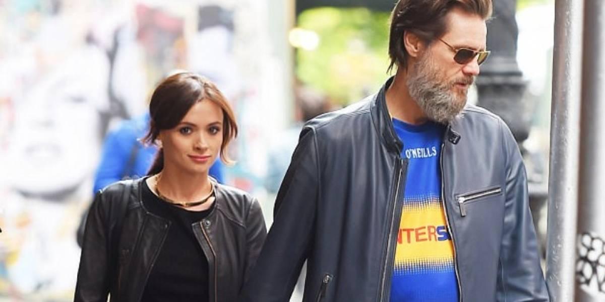 """Carta de ex novia a Jim Carrey lo acusa de introducirla """"en la cocaína, la prostitución y las enfermedades"""""""