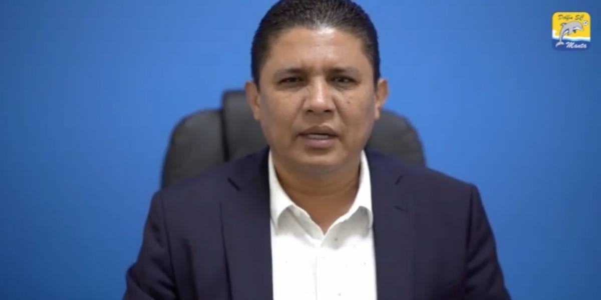 José Delgado, presidente de Delfín, indignado por rumores sobre Roddy Zambrano