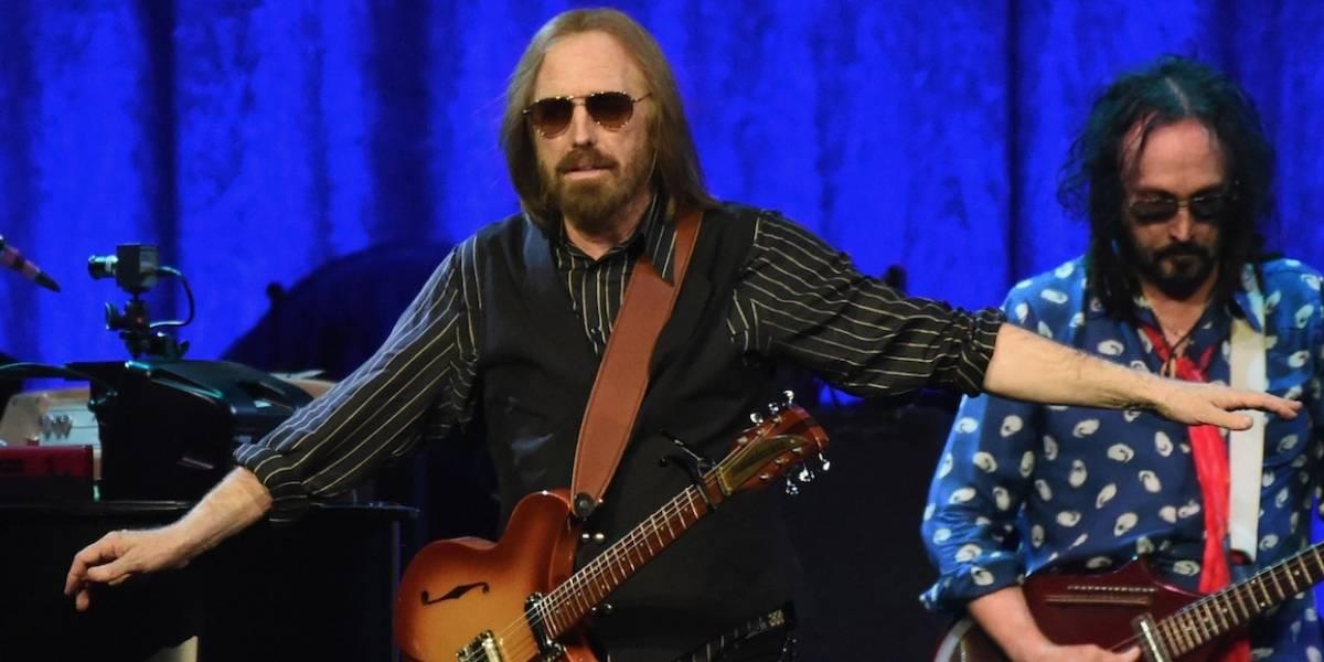 Fallece Tom Petty a los 66 años tras sufrir un ataque cardíaco