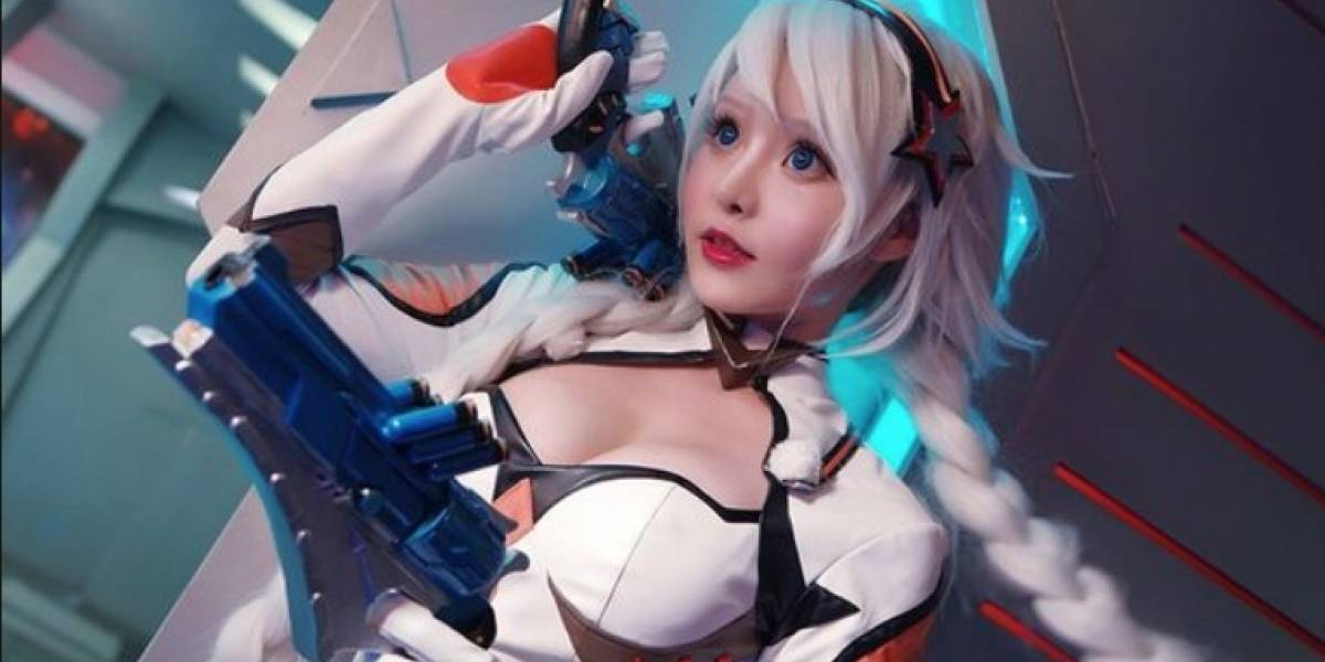 Cosplayer china, Jovie Liu, muere en sesión de fotos