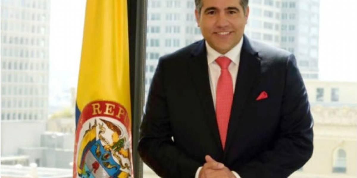 Revelan la razón por la que Carlos Calero no será cónsul colombiano