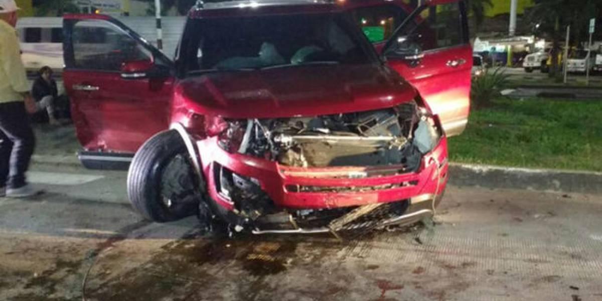 Conductores ebrios causaron estragos este fin de semana en Cali
