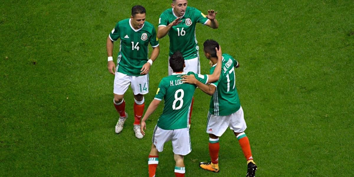 Selección mexicana inicia concentración para fecha FIFA