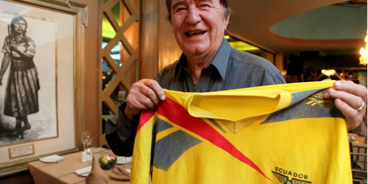 Dusan Dráskovic, exseleccionador de Ecuador confía en un triunfo ante Chile