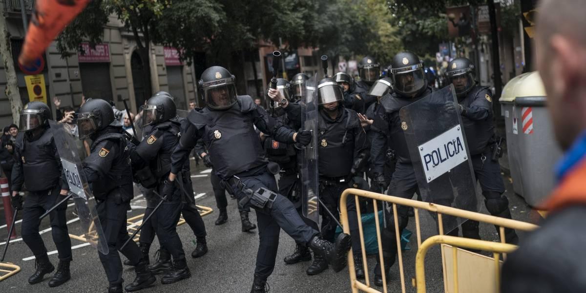 Líderes hacen llamado al diálogo entre España y Cataluña