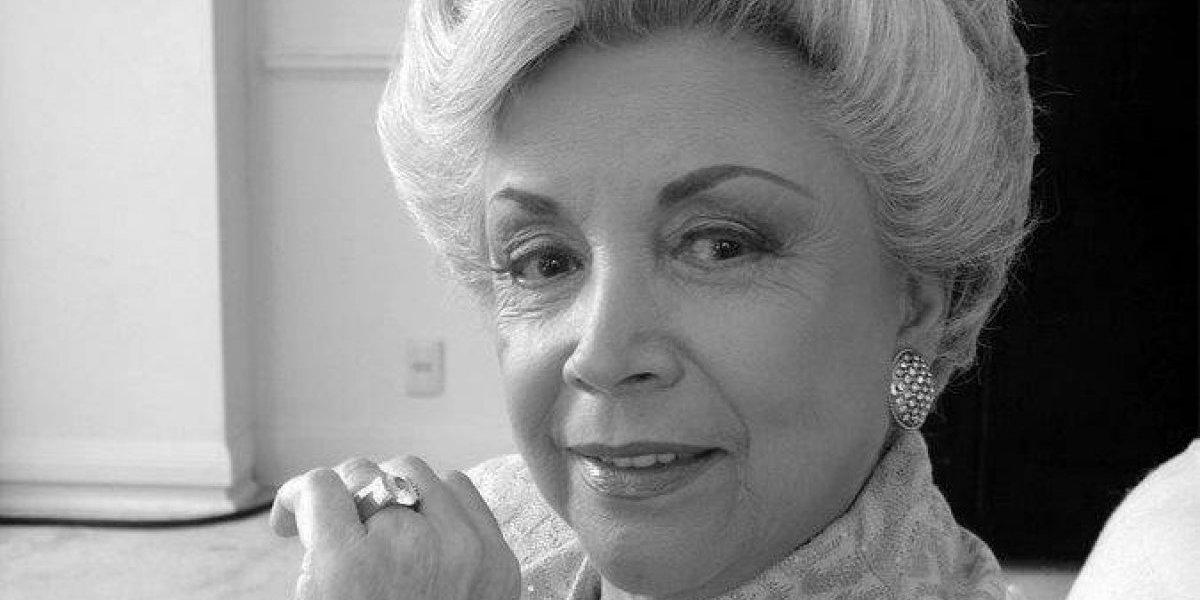 Muere Evangelina Elizondo a los 88 años de edad