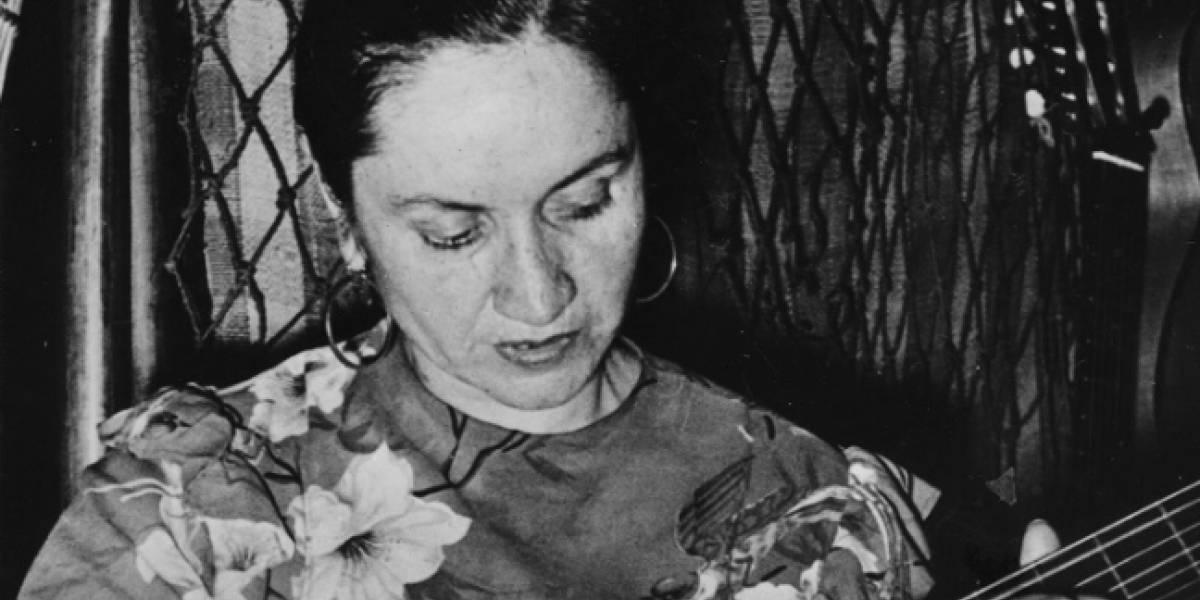 Violeta Parra: Google conmemora a la artista chilena con doodle