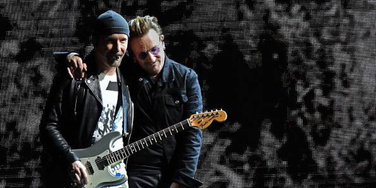 U2 anuncia donación a México para los damnificados de los sismos de septiembre