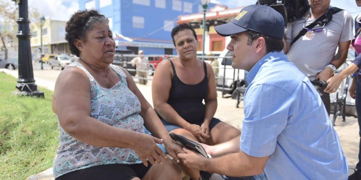 Gobernador visita Vieques y Culebra para dar seguimiento a sus necesidades