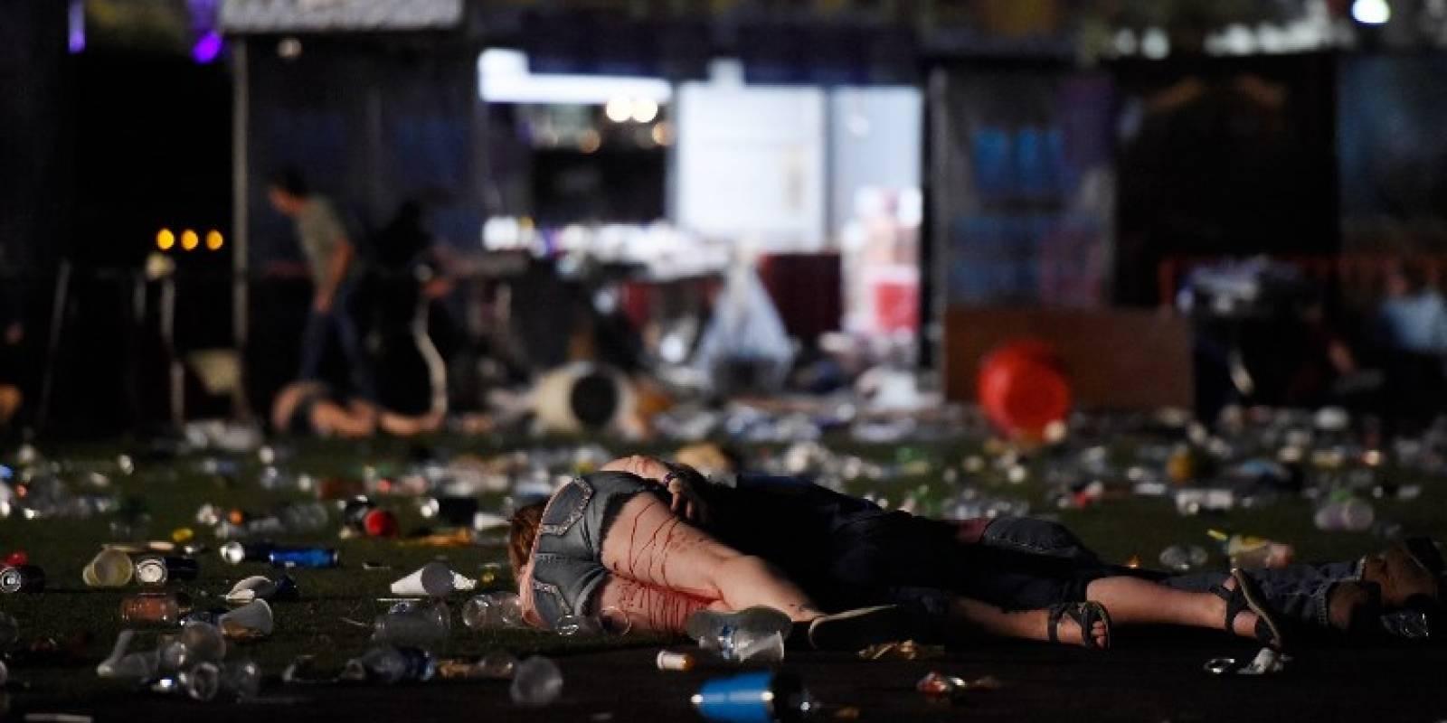 Brutal tiroteo en Las Vegas: más de una decena de heridos