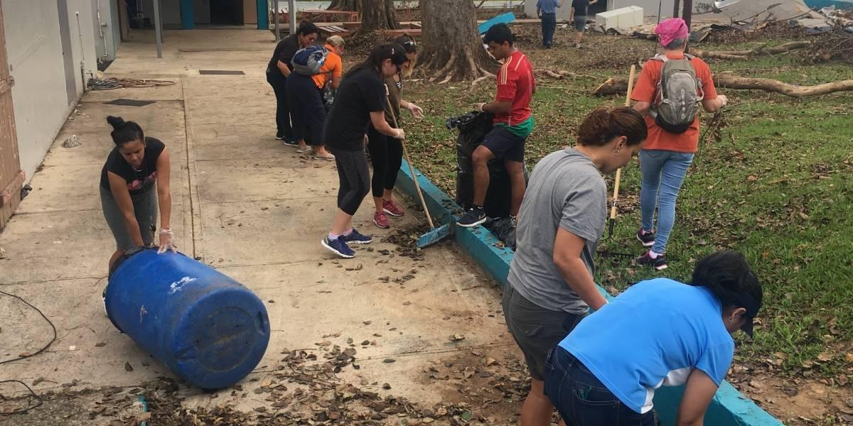 UPR Bayamón inicia ruta de reconstrucción tras el paso del huracán María
