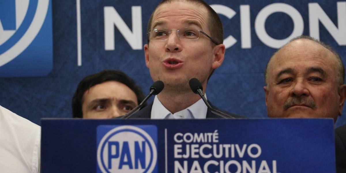 #Confidencial: Crisis en el PAN