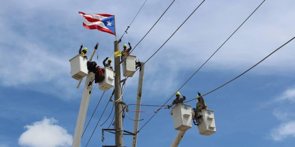 AEE alcanza en 25 por ciento de energización