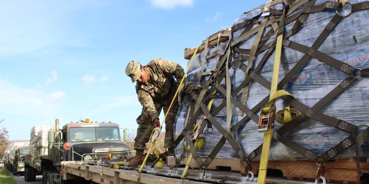 """Soldado: """"Cuando estuve en misiones en Irak y Afganistán se vivía algo así"""""""