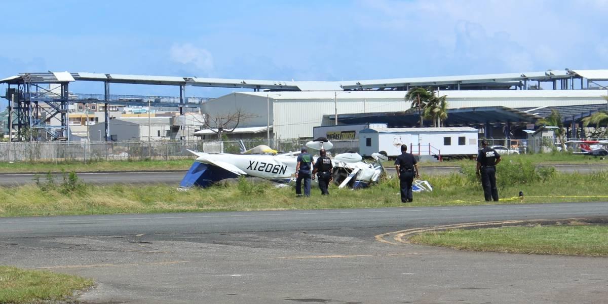 Aeropuerto de Isla Grande reanuda vuelos