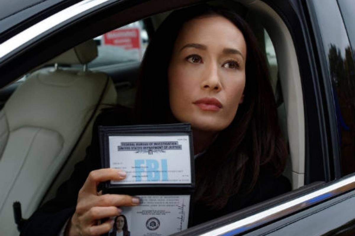 """Maggie Q es la agente del FBI Hannah Wells en """"Designated Survivor"""""""