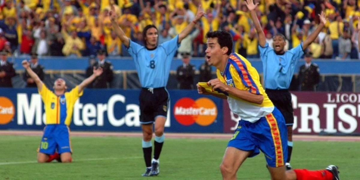 Jaime Iván Kaviedes habla de la Selección de Ecuador