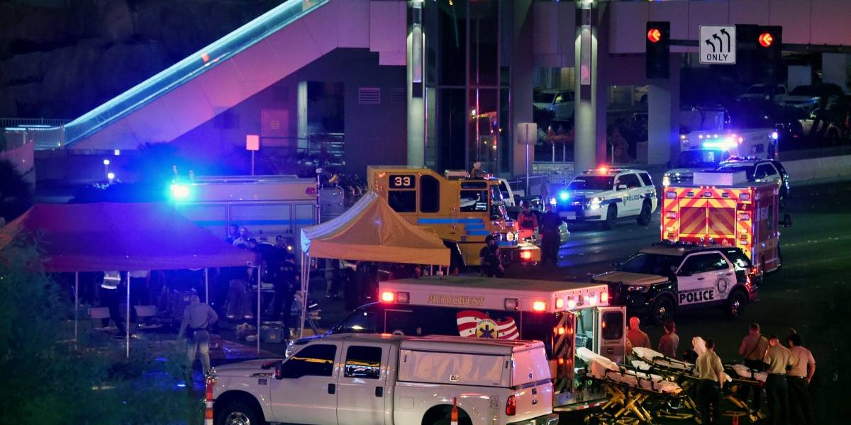 Más de 50 muertos tras tiroteo en festival de música en Las Vegas