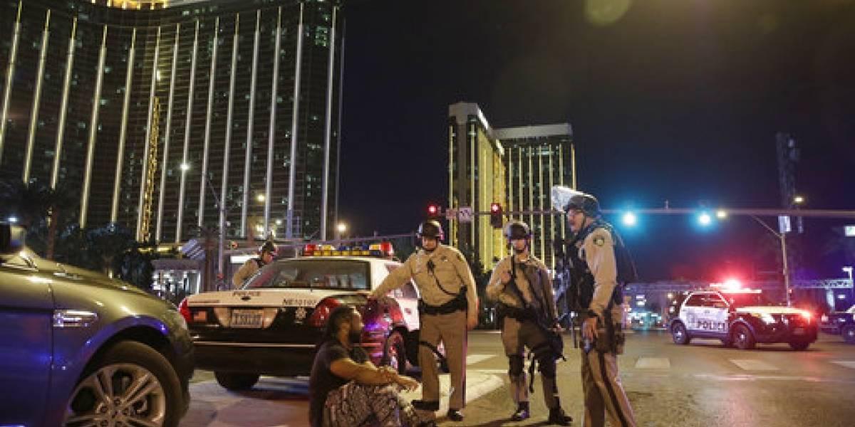 Líderes mundiales expresan su pesar por la matanza en Las Vegas
