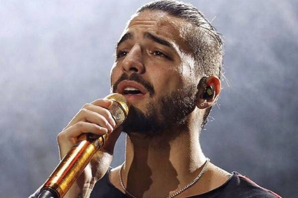 Maluma despreció a una fan en uno de sus shows